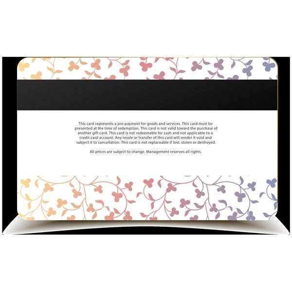 Magnetic Stripe (Customization Option)