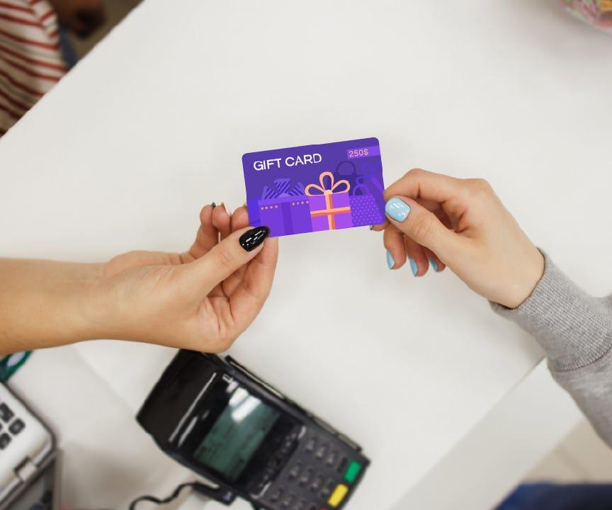 Wallet Plastic Card