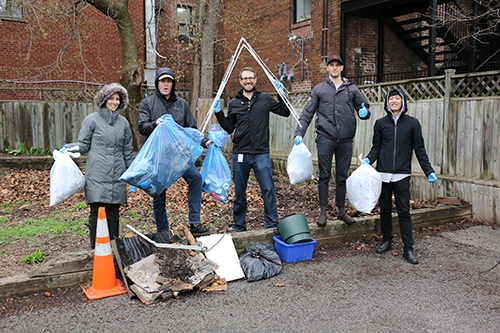 Community Clean Ups