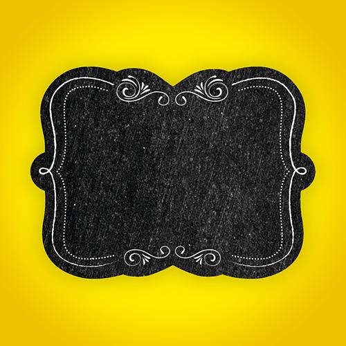 Chalkboard (Customization Option)