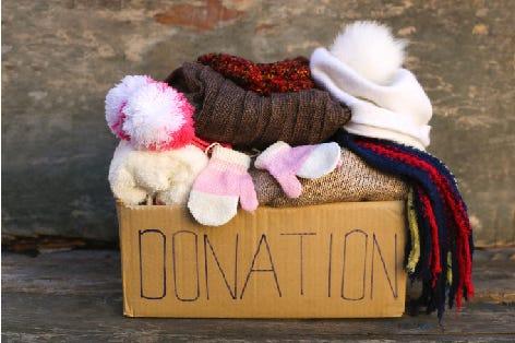 Item Donation Program