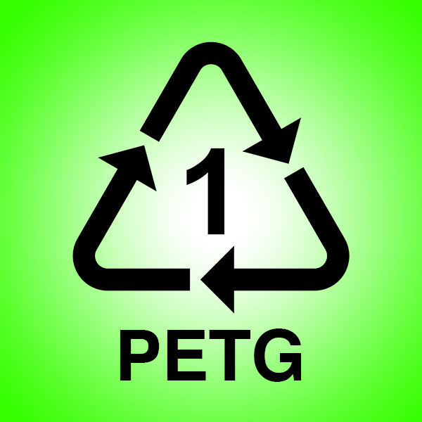 Recyclable PETG (Customization Option)