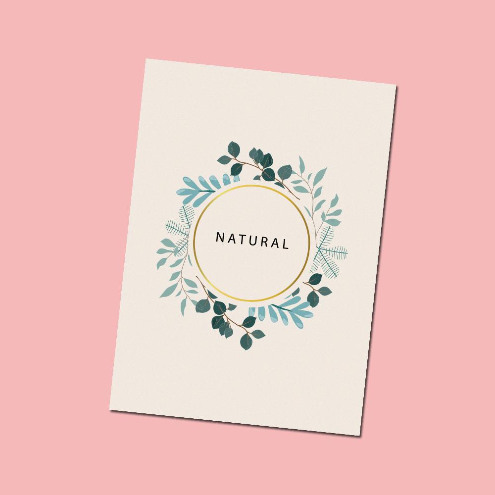 Natural Postcards