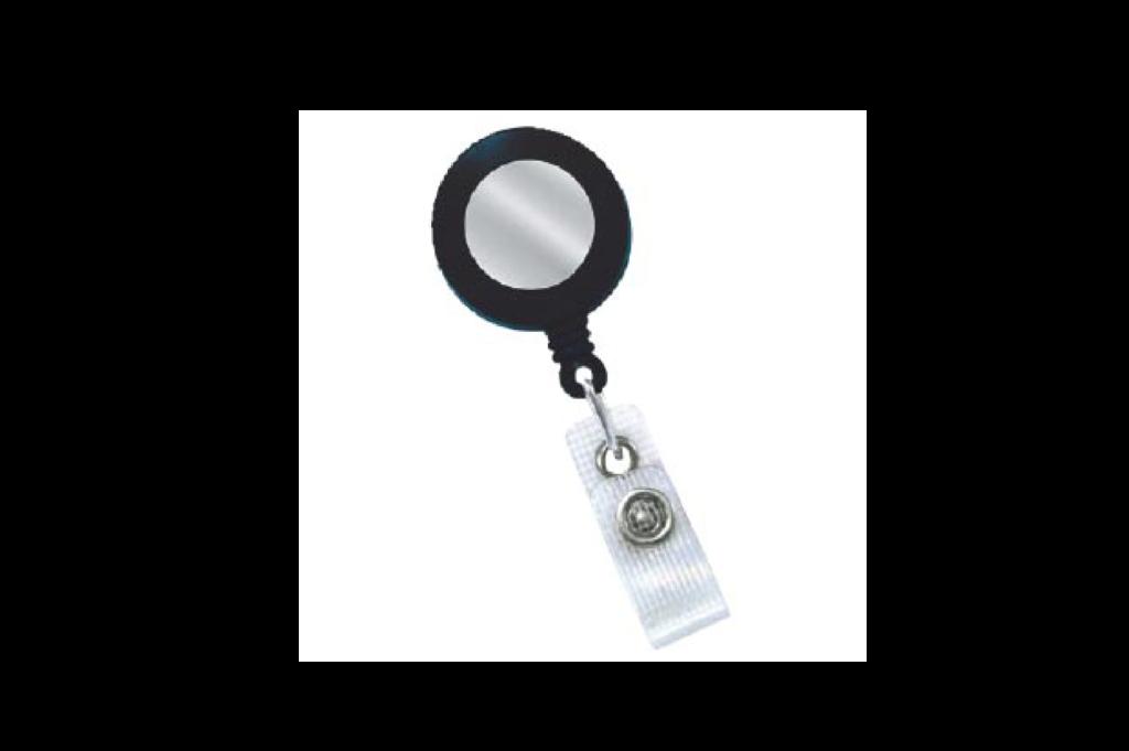 Retractable Badge Reel (Add On)
