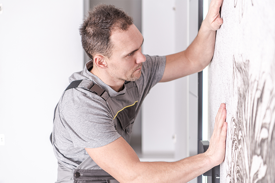 How to Install Wall Coverings