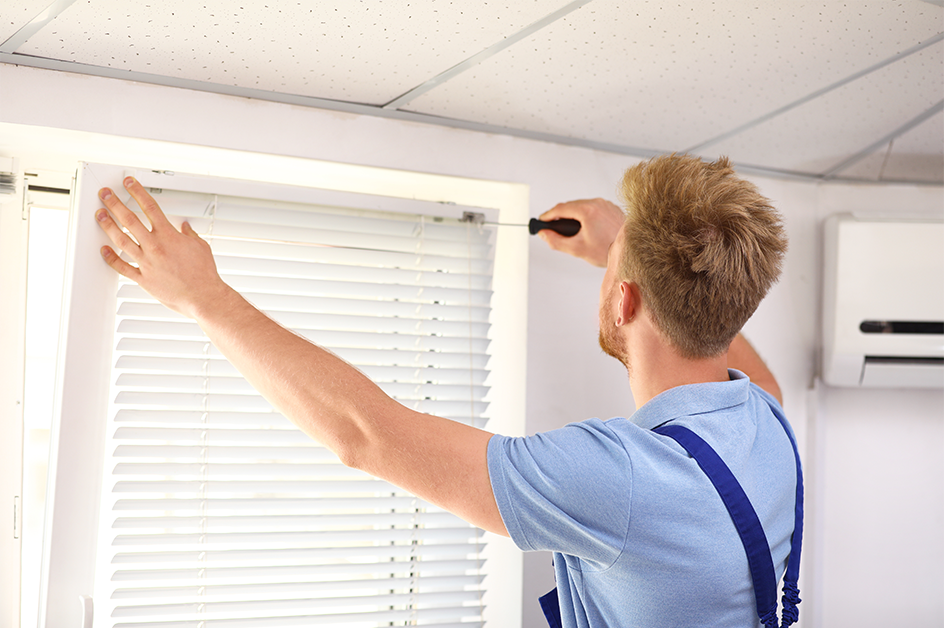 How to Install Custom Blinds