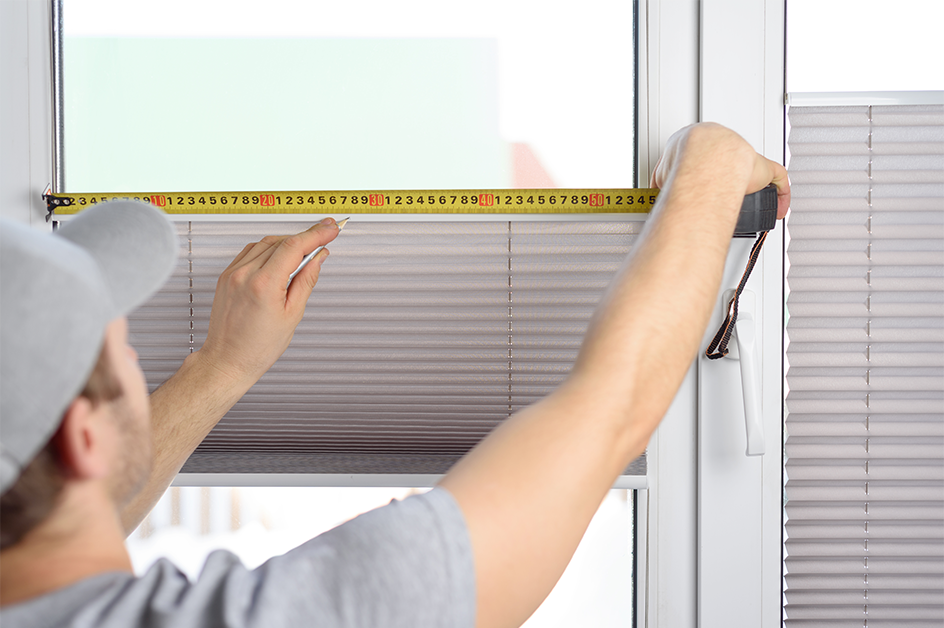 How to Measure Custom Blinds