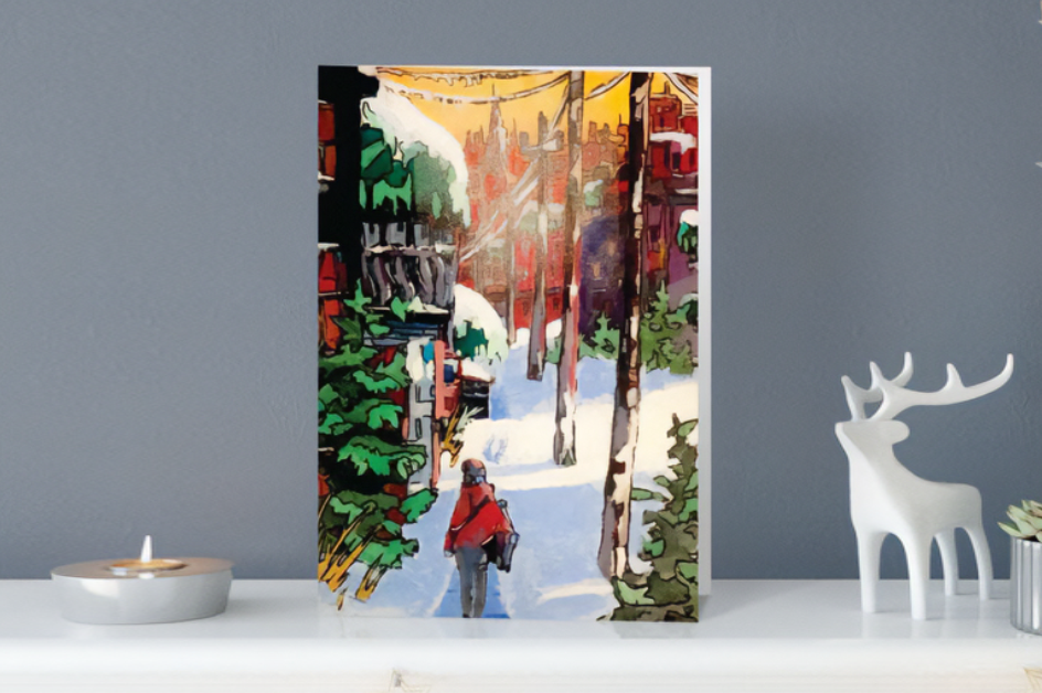 Gallery Greeting Cards